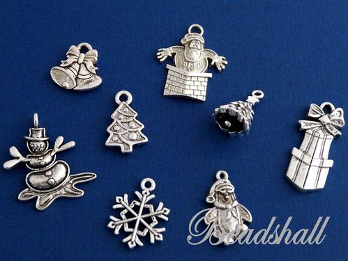 8 Charms Weihnachten Mix
